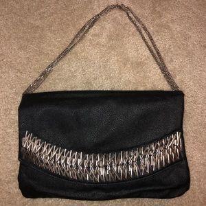 Black kardashian collection clutch